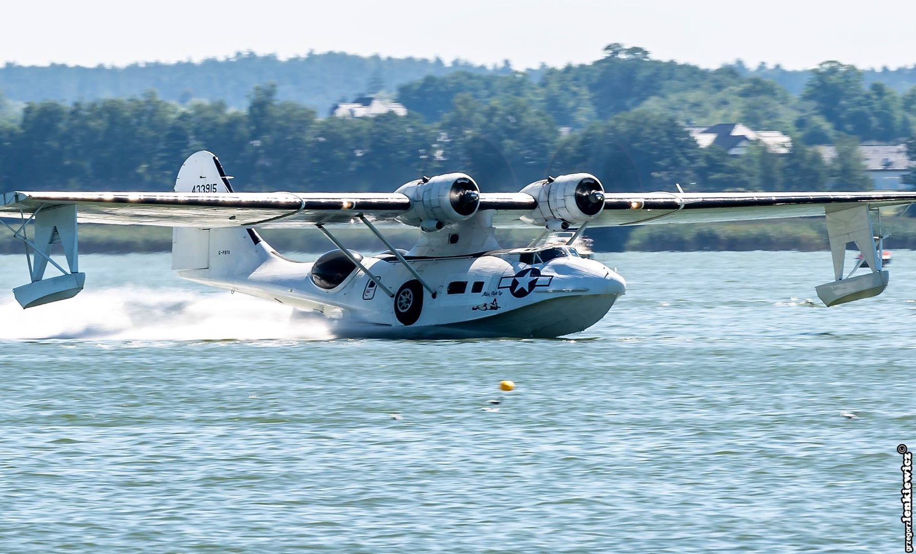 "Consolidted 28 (PBY) ""Catalina"" zaprasza do Płocka!"
