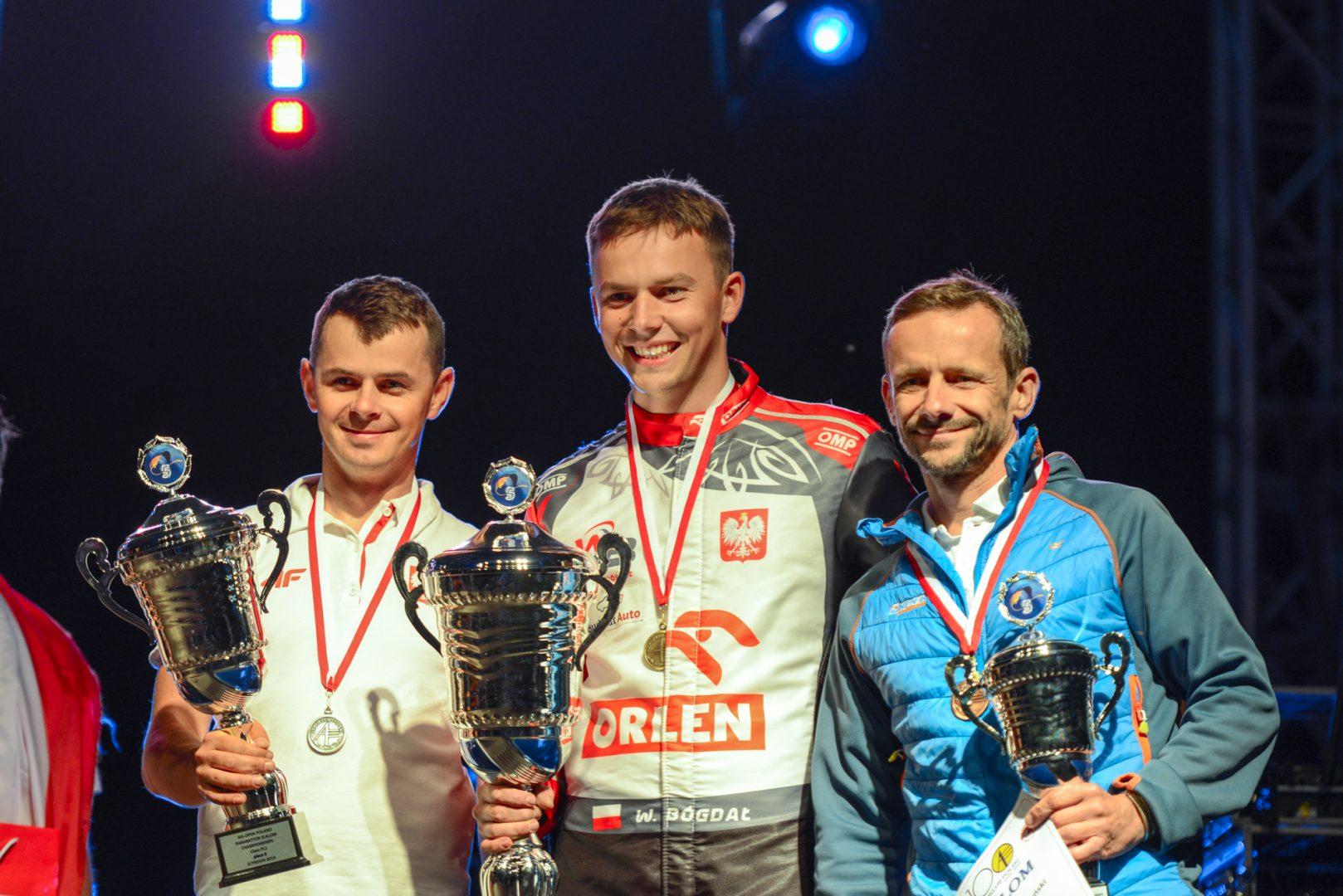 Wojtek Bógdał – Slalomowym Mistrzem Polski 2019