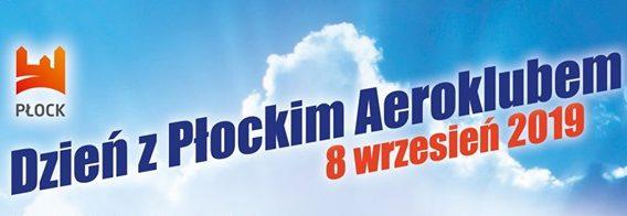 Dzień z Płockim Aeroklubem