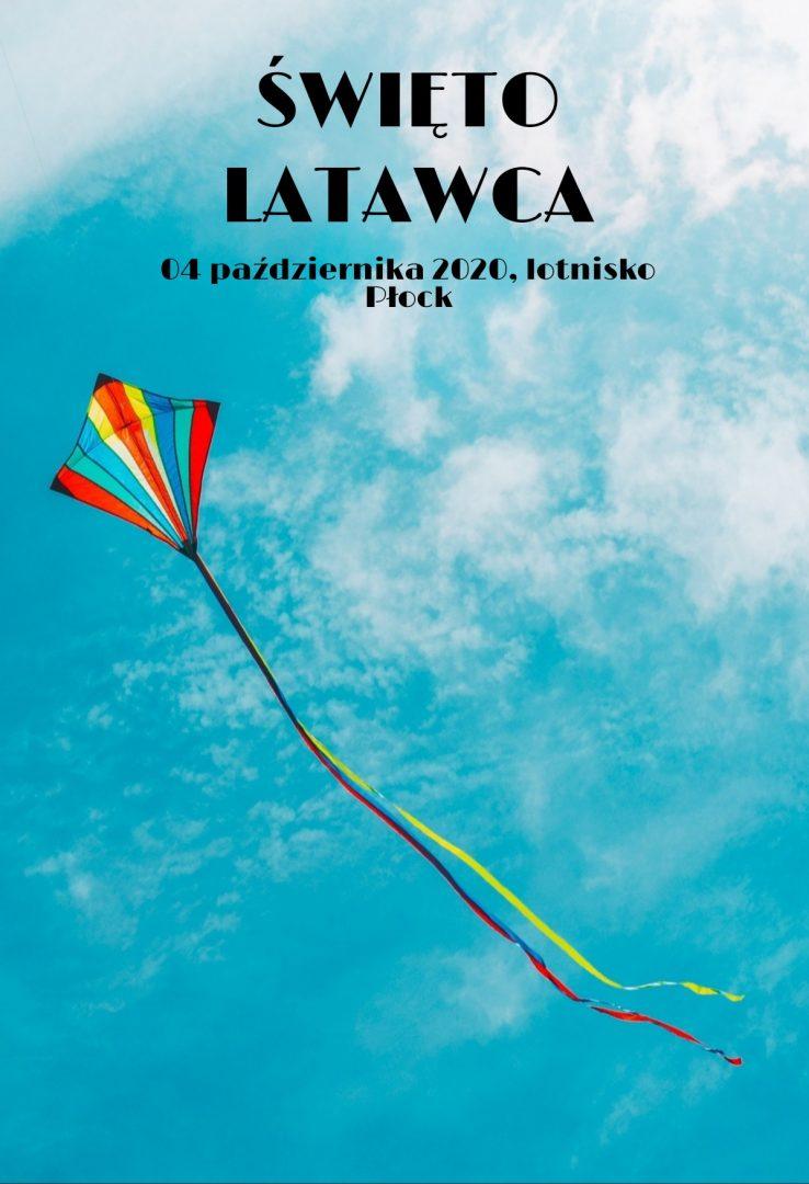 Święto latawca w Aeroklubie Ziemi Mazowieckiej